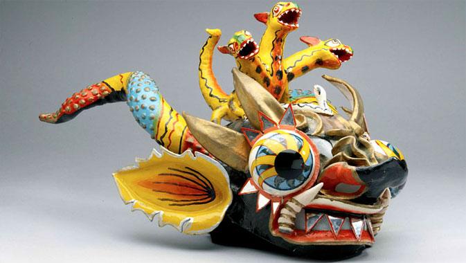 Diablada Mask (Thumbnail)