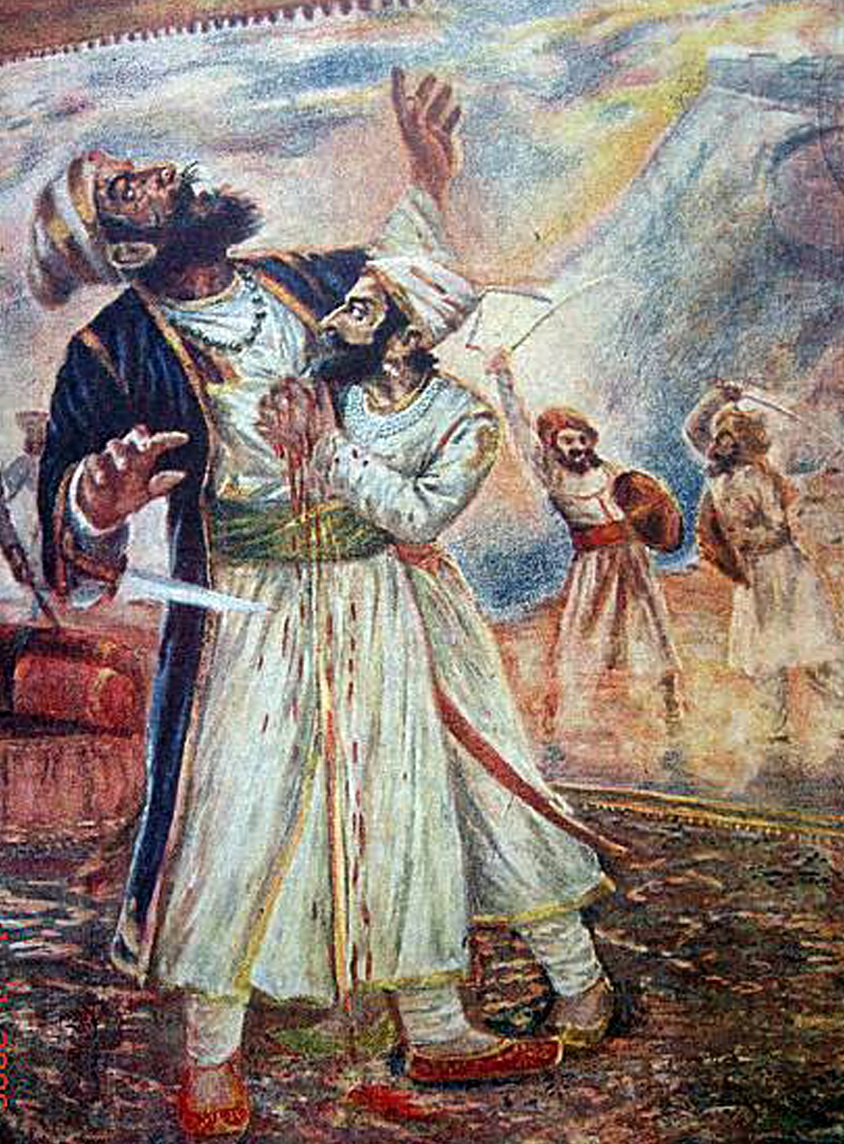 Chhatrapati Shivaji Maharaj Original Images Weapon Wednesday: Bagh...
