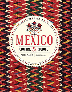 Book cover for Mexico: Clothing & Culture