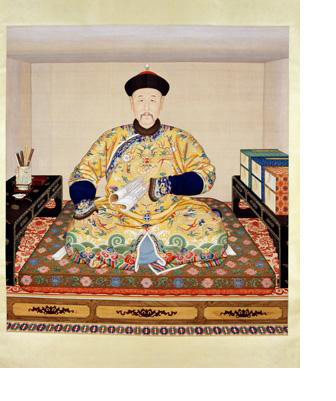 Emperor Yongzheng , The Palace Museum, Gu6446   © The Palace Museum