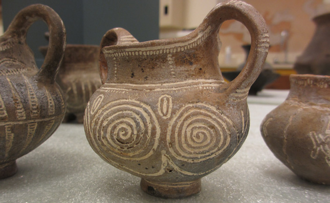 Rom Goddesses On Display For Archaeology Weekend Royal