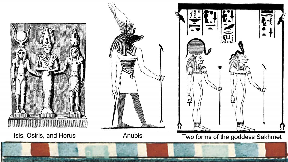 goddesses & gods | royal ontario museum
