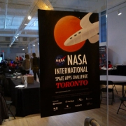 Welcome to Space Apps Toronto event