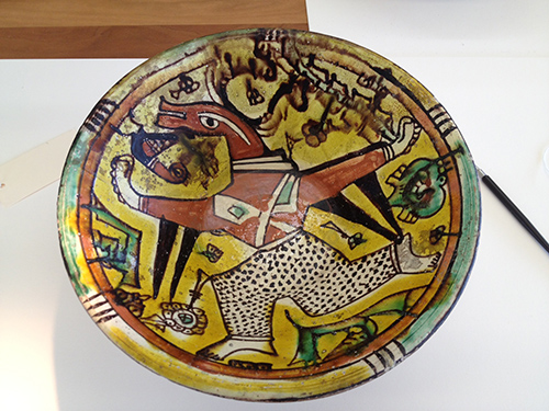 Image of a dish