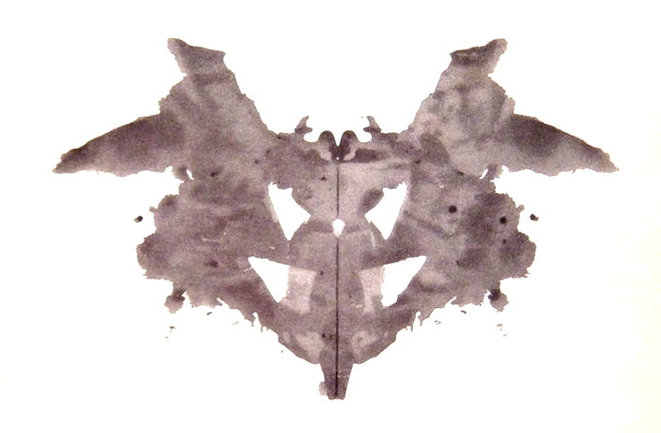 Taking the Rorschach for fun