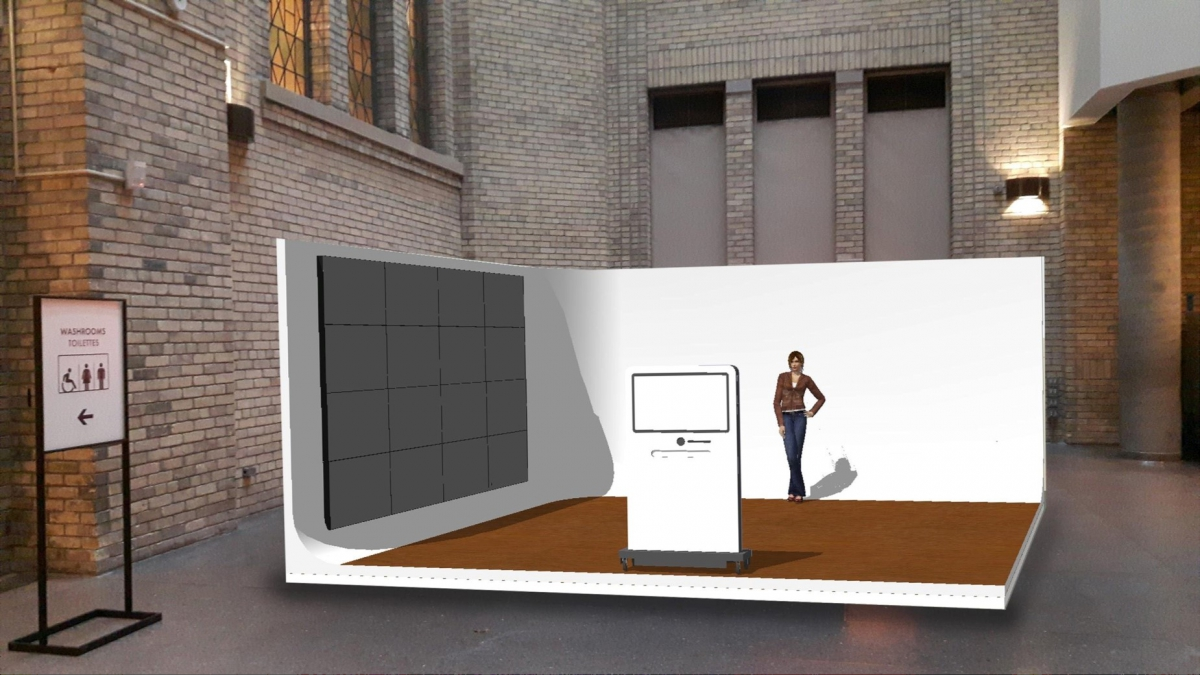 prototype image of engagement area in the ROM