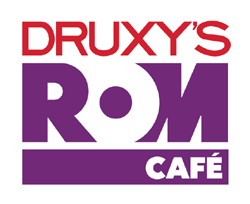 Druxy's ROM Cafe (logo)