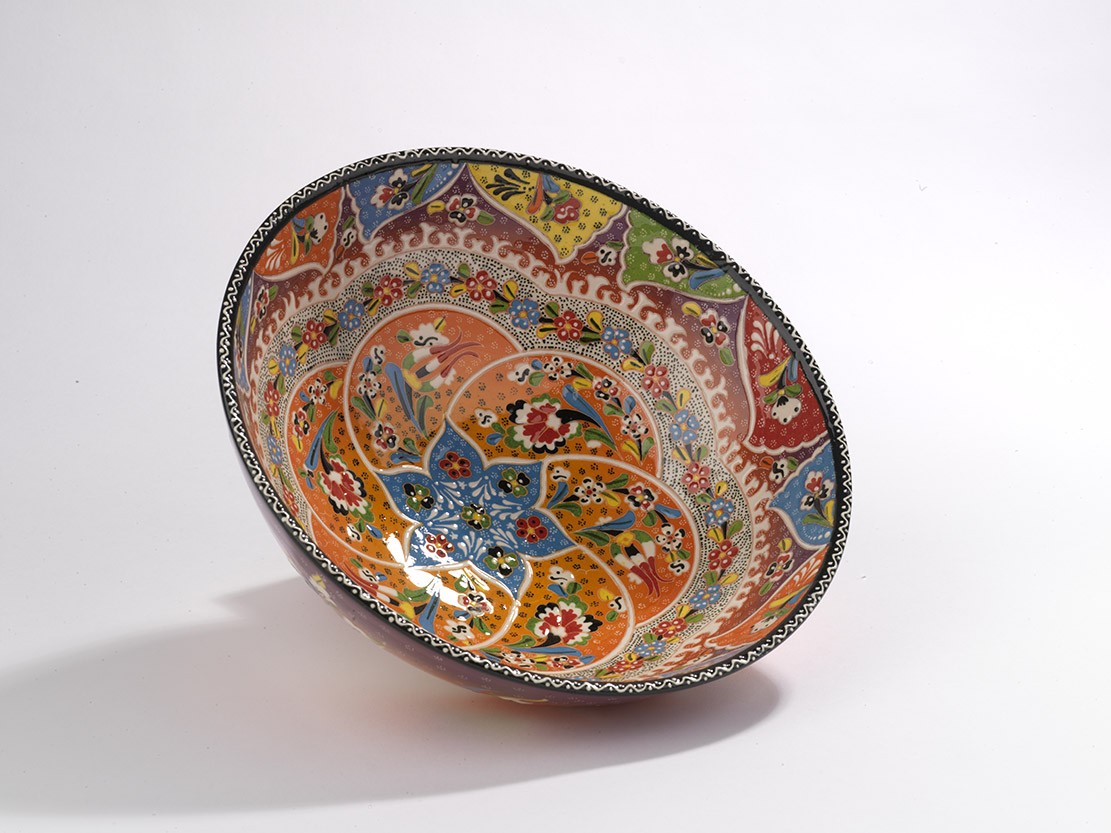 Turkish Bowl Relief