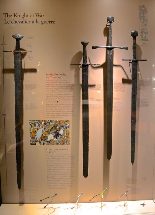 Sword Exhibition, The Knight at War at the ROM
