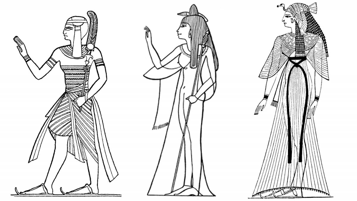 Displaying 18> Images For - Ancient Egyptian Clothing For Women...