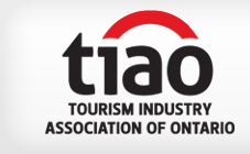Logo of the Tourism Industry Association of Ontario