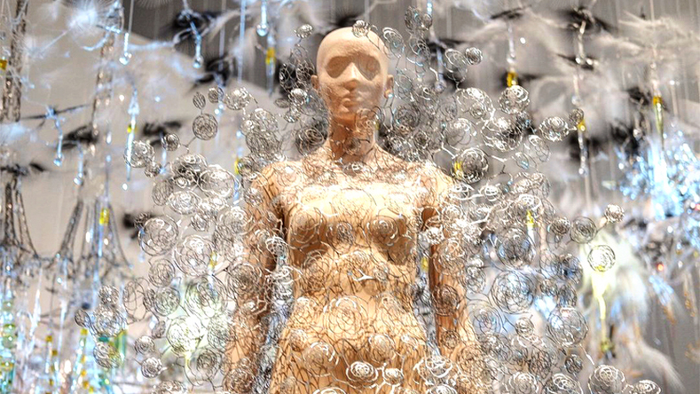 Iris van Herpen Dome Dress, Aeriform collection