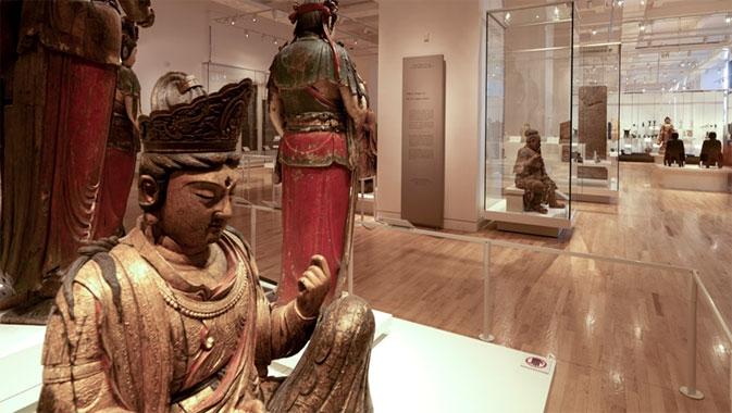La beauté et le caractère expressif de chaque sculpture témoignent de l'extrême richesse de la tradition sculpturale des provinces du Shanxi et du Henan entre les XIIe et XVe siècles.