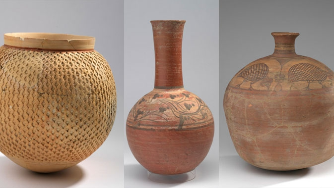 Meroitic potters rank among the best in the ancient world.