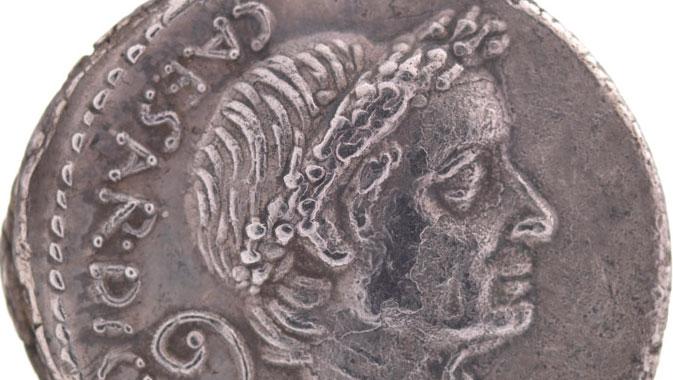 Le ROM possède une collection de pièces de monnaie à l'effigie de tous les empereurs romains.