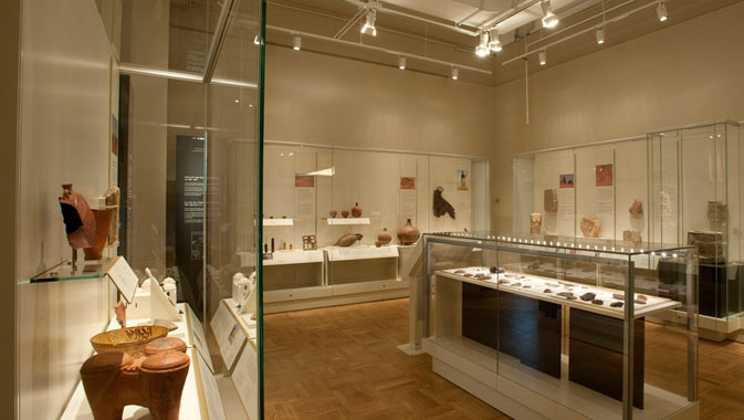 The ROM's growing collection sheds light on ancient Nubia.