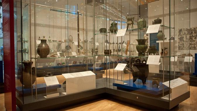 L'Exposition T.T. Tsui de la Préhistoire et de l'âge du Bronze