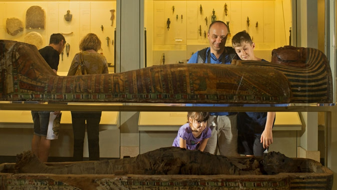 Galleries of Africa: Egypt | Royal Ontario Museum