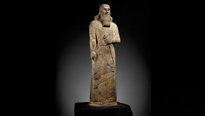 Statue of King Ashurnasirpal II