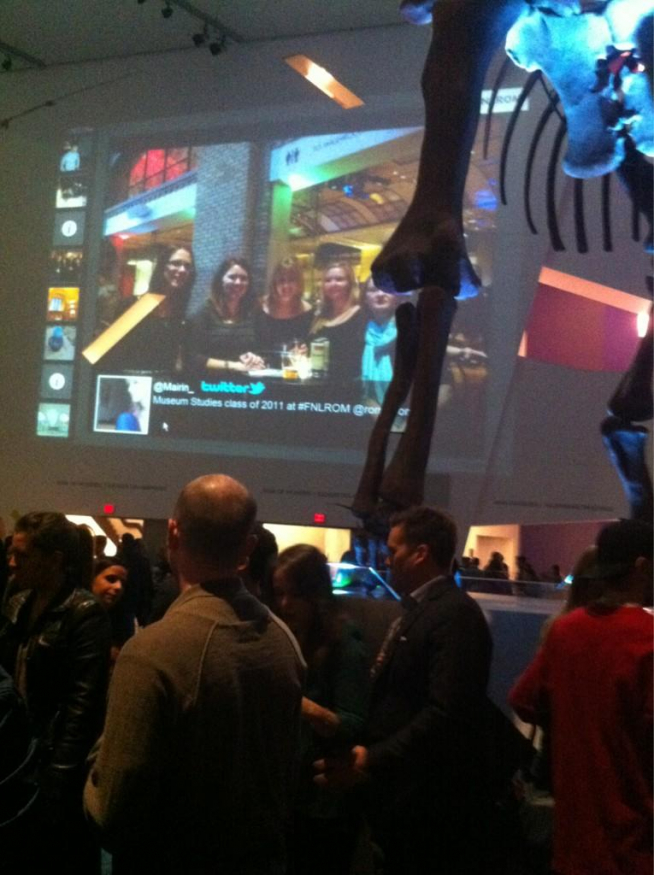 Sharypic photo wall in action at #FNLROM