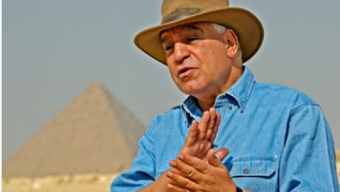 Image of Zahi Hawass