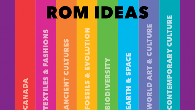 ROM Ideas, formally know as the Colloquium