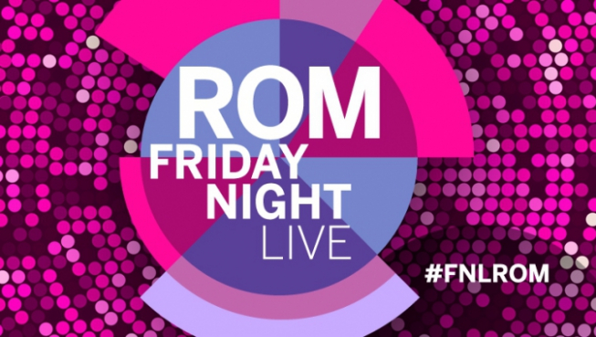 ROM Friday Night Live #FNLROM