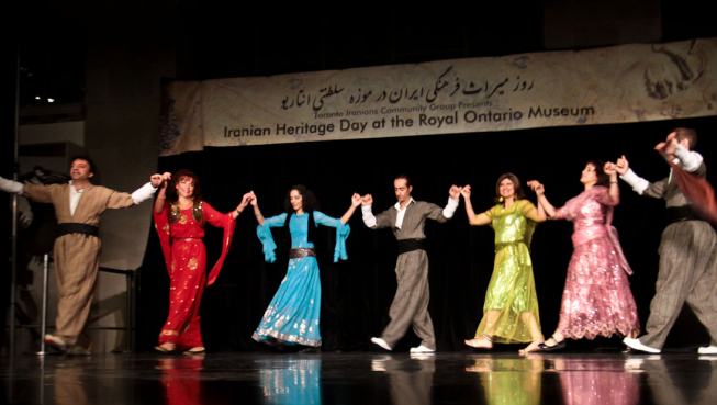 Iranian Heritage Day Dance Performances