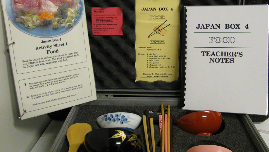 Image of the Japan: Food EduKit