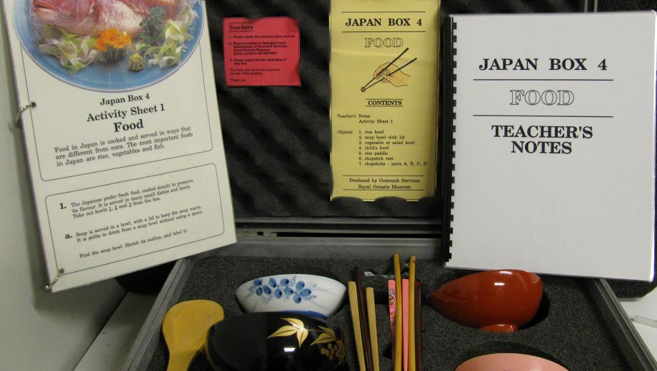 Image of the Japan: Food EduKit