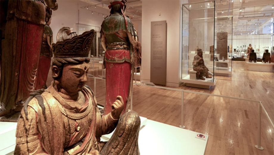 Explore the rich sculptural legacy of the Shanxi and Henan provinces.