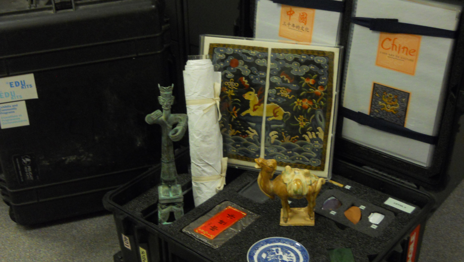 China - 3,000 Years of Culture EduKit available to rent