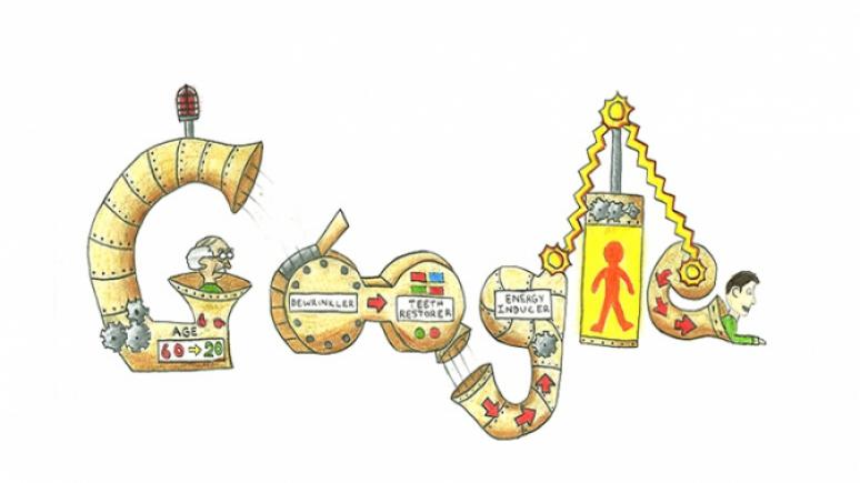 how to make a custom google doodle