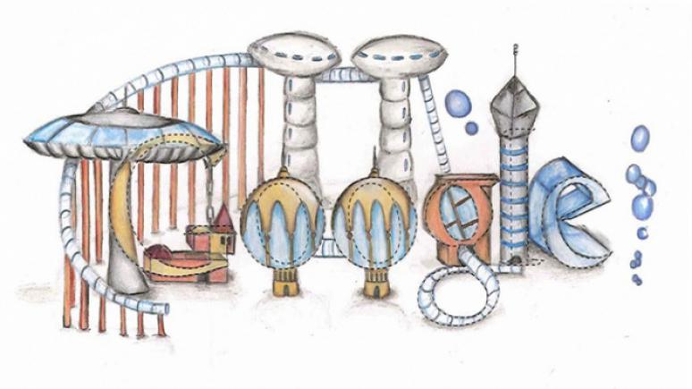 Doodle 4 Google Canada 2014
