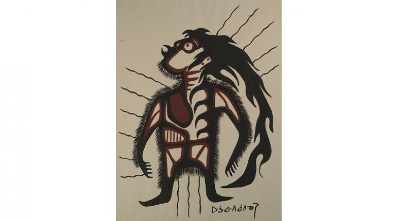 Anishinaabeg Art Power Royal Ontario Museum