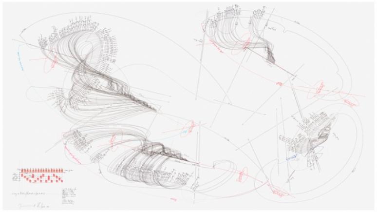Jorinde Voigt Beethoven 2, 2012