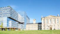 L'hôpital Bridgepoint et l'ancienne prison Don Jail. Photo : Paul Vaculik.