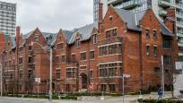 L'ancien collège pour dames Havergal. Photo : Paul Vaculik.
