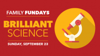 Family Fundays: Brilliant Science