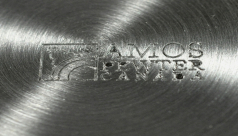 print label of Amos Pewter
