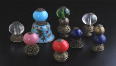 Image of Hat Spheres.