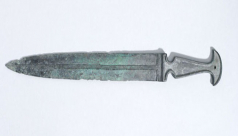 Sword of Babylonian King Marduk-shapik-zeri, 1081-1069 BC