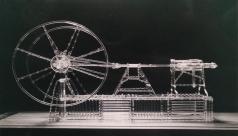 glass steam engine