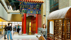 ROM Gallery of Chinese Architecture