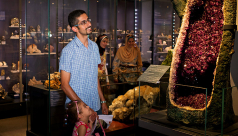 Galeries Teck : Les richesses de la Terre