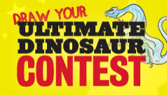 Draw Your Ultimate Dino Contest