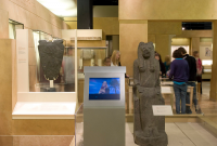 View of Egypt gallery from the entrance