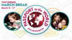 March Break 2013- Passport to the World