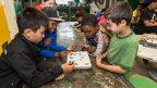 Kids Experience the ROM in Their Backyard