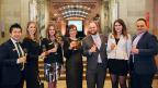 Une soirée célébrant 10 années de soutien au ROM